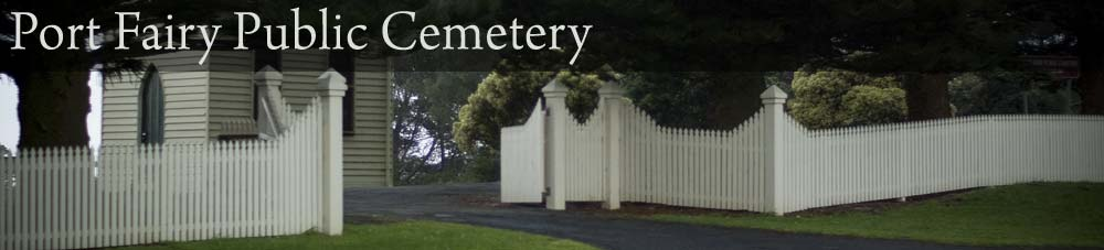 Port Fairy Public Cemetery